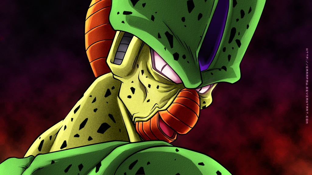 Furte Cell - Dragon Ball Z