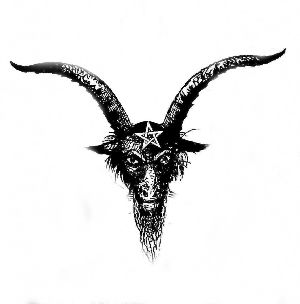 skeleton-goat-head