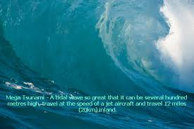 Enormous Tsunami