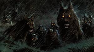 Werewolves pack