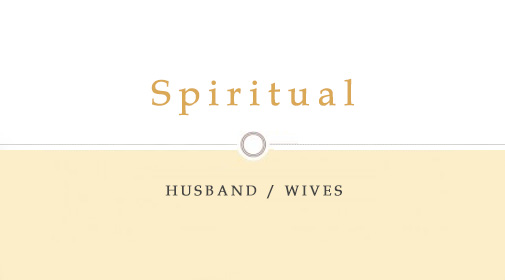 Spiritual-husbands-wives