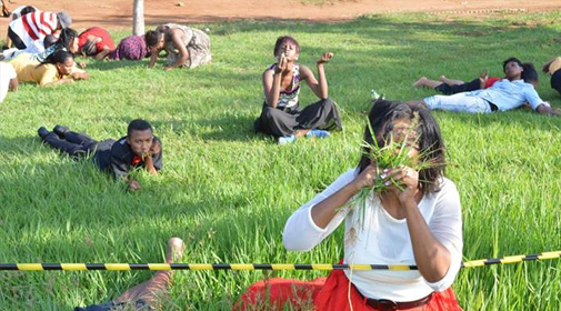 False prophets and pastors: Eating grass like animals