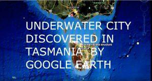 Underwater city Tasmania