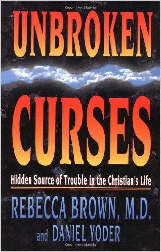 Unbroken Curses by Rebecca Brown