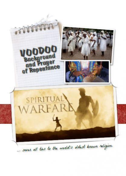 Warfare Prayer 1
