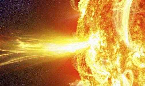 Earths magnetic shield cracked