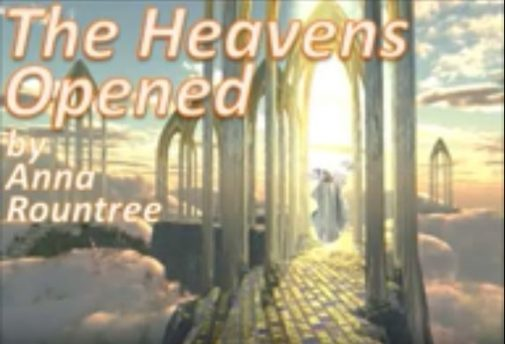 The Heavens Opened - Anna Rountree
