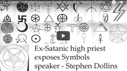 Ex Satanic High Priest Exposes Symbols Speaker Stephen Dollins