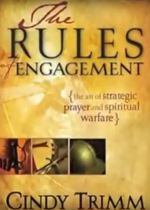 The Rules of Engagement Declarations and Prayers for