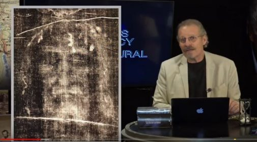 Shroud of Turin! - L A  Marzuli - Christ End Time Ministries