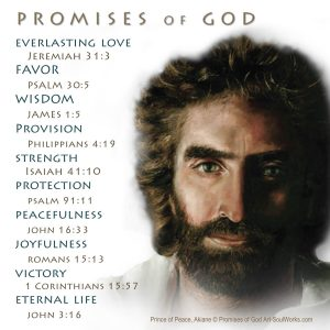 Promises of god download featuring prince of peace by akiane about avril thecheapjerseys Choice Image