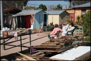 South Africa - Pretoria Squatter Camp