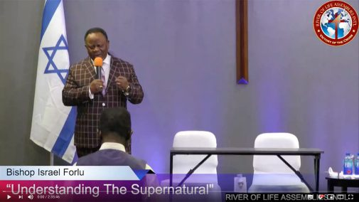 "Conference Day 2, with Mary K Baxter ""Understanding the Supernatural"""