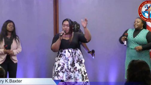 """Conference Day 3, with Mary K Baxter """"Understanding the Supernatural"""""""